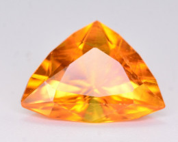 Rarest 2.90 Ct Natural Clinohumite From Siberia