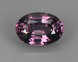 1.05~CTS GENUINE NATURAL ULTRA RARE COLLECTION PURPLE PINK SPINEL~