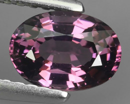 1.10~CTS GENUINE NATURAL ULTRA RARE COLLECTION PURPLE PINK SPINEL~