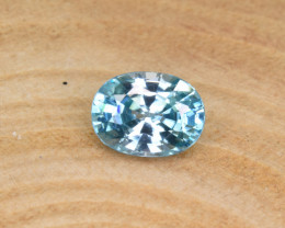 Natural Blue Zircon 1.96 Cts Top Luster Gemstone