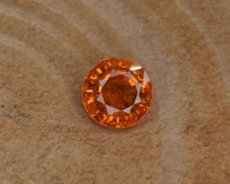 Natural Spessertite Garnet 0.68 Cts