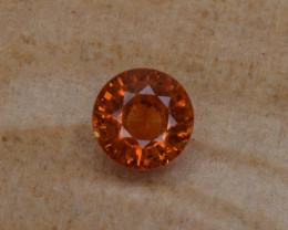 Natural Spessertite Garnet 0.71 Cts