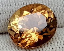 6.65CT NATURAL TOPAZ  BEST QUALITY GEMSTONE IGC89