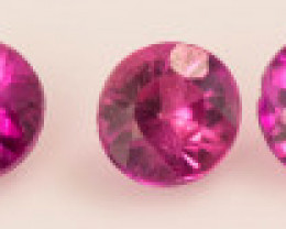 Ruby 1.50 mm 0.18 ct Burma GPC Lab