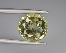 Extremely  Rare GIA Certified Natural Euclase 5.99 Cts