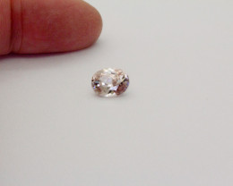 2.840Ct  Zircon Natural Pink Australian