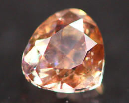 0.53Ct Fancy Brown Natural Diamond A0405