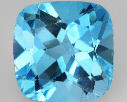 9.65 Ct Topaz Top Cutting Top Luster Gemstone. TP  01