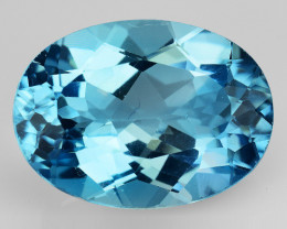 15.80 Ct Topaz Top Cutting Top Luster Gemstone. TP 19
