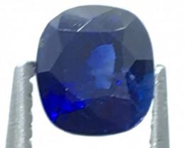 IGI Certified Sri Lankan Blue Sapphire 0.90 cts