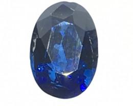 IGI Certified Blue Sapphire 0.95 cts