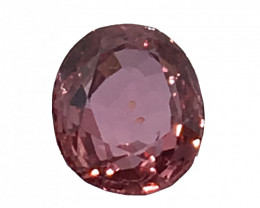 IGI Certified Pink Sapphire 0.97 cts