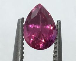 IGI Certified Pink Sapphire 1.05 cts
