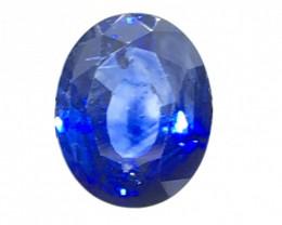 IGI Certified SriLankan Blue Sapphire 1.22 cts