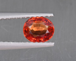 Natural Songea Sapphire 0.74 Cts