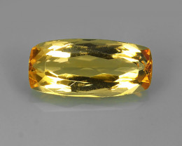 1.30 CTS GENUINE NATURAL RARE TOP-YELLOW-PRECIOUS- IMPERIAL-TOPAZ!!