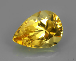 1.20 CTS GENUINE NATURAL RARE TOP-YELLOW-PRECIOUS- IMPERIAL-TOPAZ!$350.00