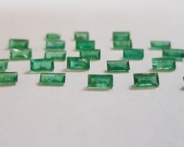 7.35 carat Octagon Emerald #Eme0002