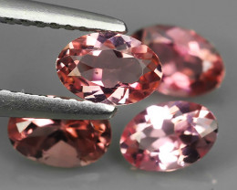 1.70 Cts Wonderful~Natural Oval Shape Nice Color Mozambique Tourmaline~