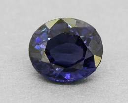 Natural Untreated Cobalt Spinel1.35ct (01229)