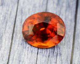Natural Hessonite Garnet 6.01ct (00803)