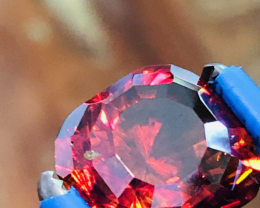 9.36 CT SPHALERITE - All colors of the world ! Beautiful cut
