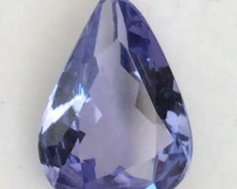 Pretyy 1.05ct Pear Shape Tanzanite - G17