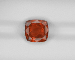 Hessonite Garnet, 3.49ct - Mined in Sri Lanka | Certified by IGI