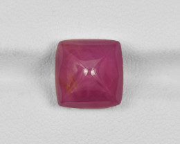 Ruby, 9.19ct - Mined in Guinea | Certified by IGI