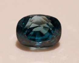 Beautiful Blue Zircon **RESERVE LOWERED**