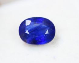 2.90Ct Blue Sapphire Oval Cut Lot LZ2589