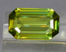 7.30 Cts Amazing Beautiful Natural Madagascar Sphene