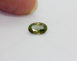 0.675Ct Natural Coloured Australian Sapphire