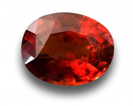 Natural Unheated Hessonite Garnet|Loose Gemstone| Sri Lanka - New
