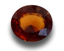 Natural Hessonite Garnet|Loose Gemstone|New| Sri Lanka