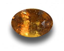 Natural Unheated Hessonite Garnet Loose Gemstone New  Sri Lanka