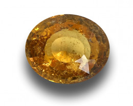 Natural Unheated Hessonite Garnet|Loose Gemstone|New| Sri Lanka