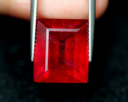 14.52cts Blood Red Madagascar Ruby Stone HH12