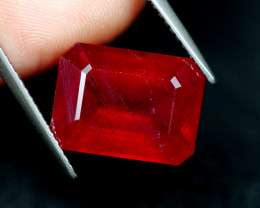 10.41cts Blood Red Madagascar Ruby Stone HH16