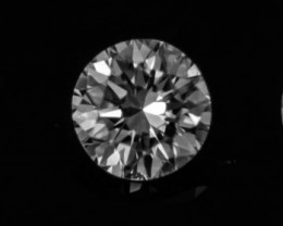 1.55 mm  VS2/D-G 0.05 ct Diamond GPC Lab Real description