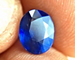 3.65 Carat Blue Sapphire - Beautiful