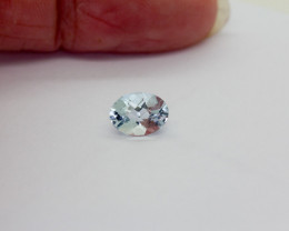 1.115Ct Aquamarine Natural Colour