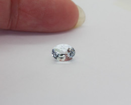1.117Ct Aquamarine Natural Colour