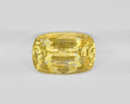 Yellow Sapphire, 3.15ct - Mined in Sri Lanka | Certified by IGI