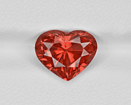 Spinel, 3.55ct - Mined in Tanzania   Certified by GRS