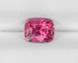 Spinel, 0.72ct - Mined in Burma | Certified by IGI