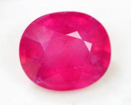 12.98ct Pink Ruby Oval Cut Lot GW3916