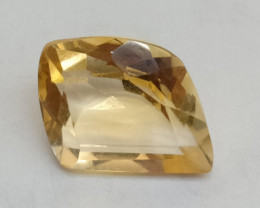 5.35 Cts Citrine Fancy Cut Loose Natural UnTreated VAF173