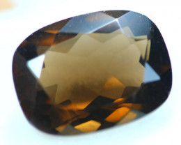 8.51ct Smoky Quartz Cushion Cut Lot GW3930