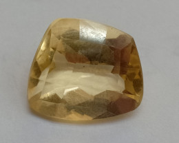 5.70 Cts Citrine Fancy Cut Loose Natural UnTreated VAF184